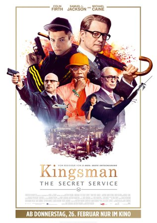 Kingsman: Service Secret