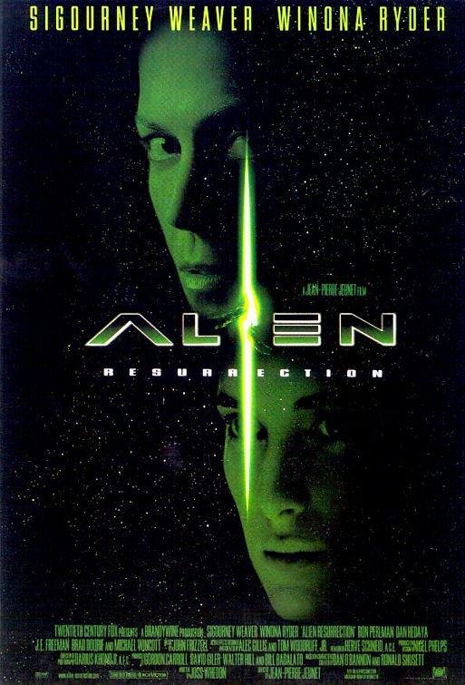 Alien 4: La résurrection