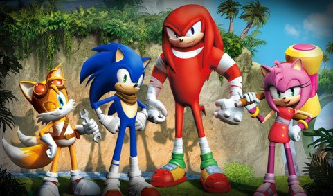 - Sonic Boom 2014 -