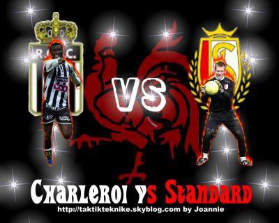 charleroi  vs standard