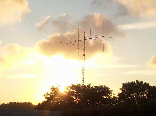 antenne quad 4 PKW
