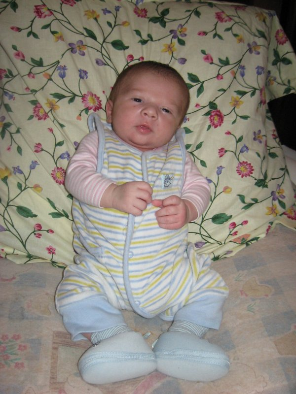 Mon fils Ulrich