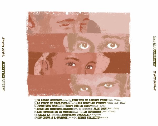 """La  MIXTAPE(Esprit Co) """" La Bande Annonce """" est enfin disponible !! Contactez nous pour pouvoir obtenir le CD...Merci du soutien!"""