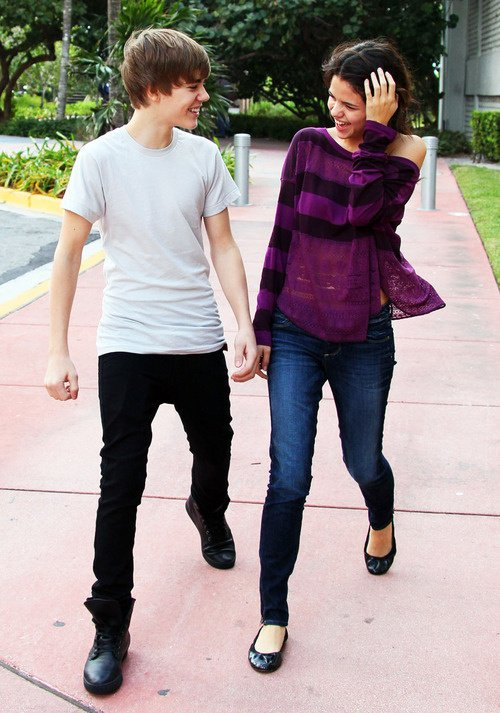 Justin/Selena, couple bidon ??