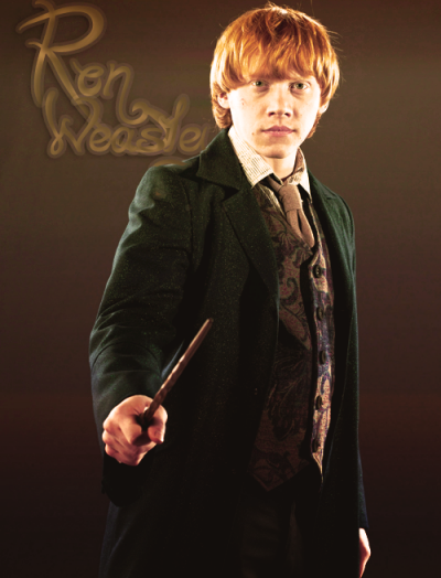 Biographie de Ron Weasley !!