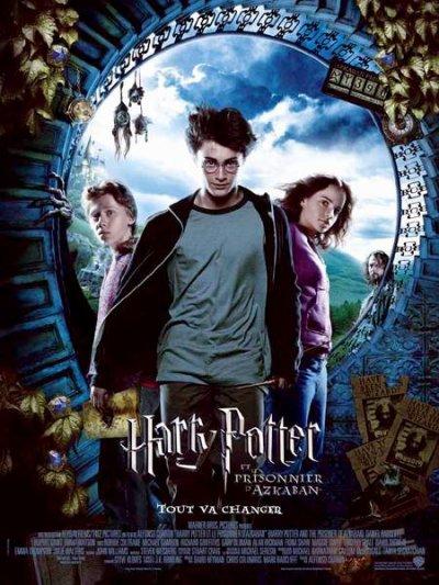 Harry Potter et le prisonnier d'azkaban !!