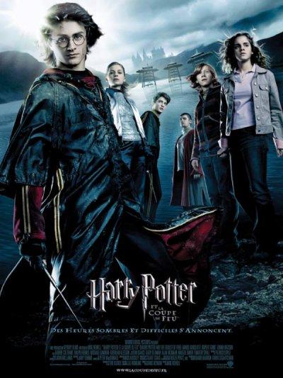Harry Potter et la Coupe de Feu !!