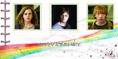 Quiz sur Harry Potter et les reliques de la mort !!