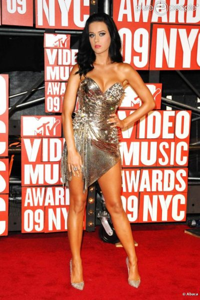 Katy Perry le sondage