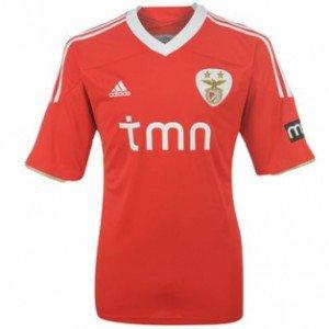 Maillot domicile Benfica 2011-2012
