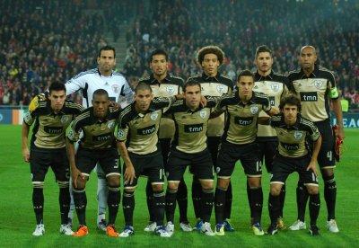 Plantel Benfica 2011-2012