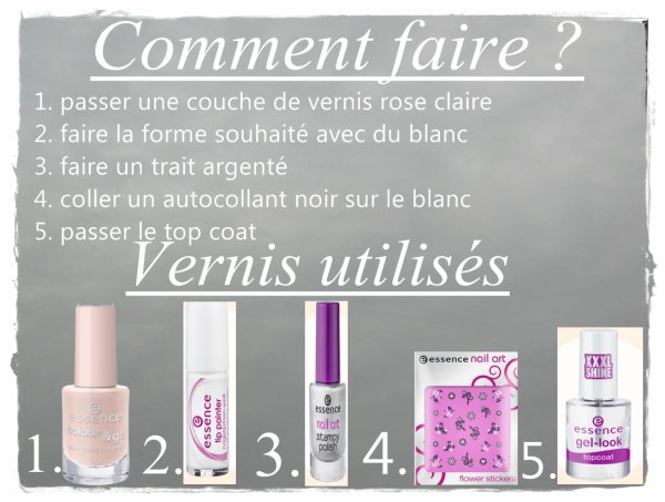 French avec fleures