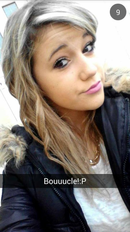 Snapchat: Mélanouu.r   AJOUTEEER!