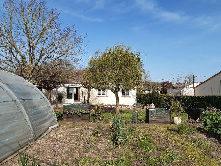 Mon jardin est grand  je peu prendre le soleil