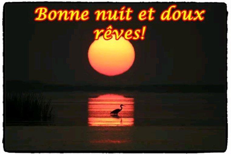 Bonne soirée  , Bisous
