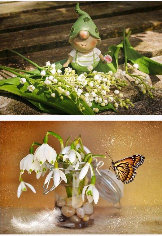 Bon premier  Mai  ,Bisous  profiter  bien de votre journée