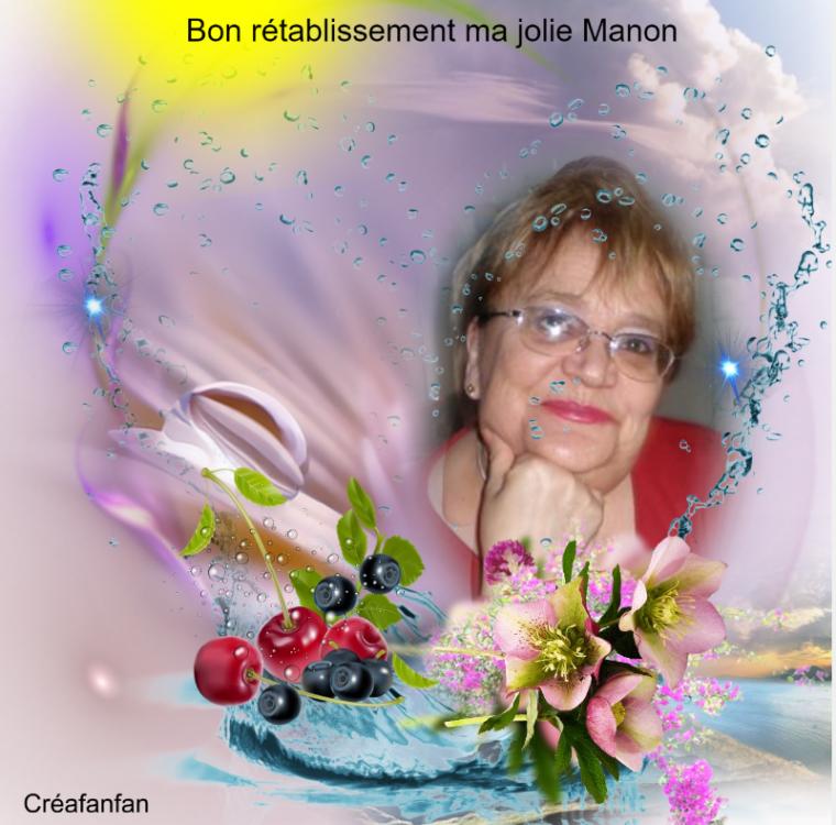 Pour toi jolie Manon