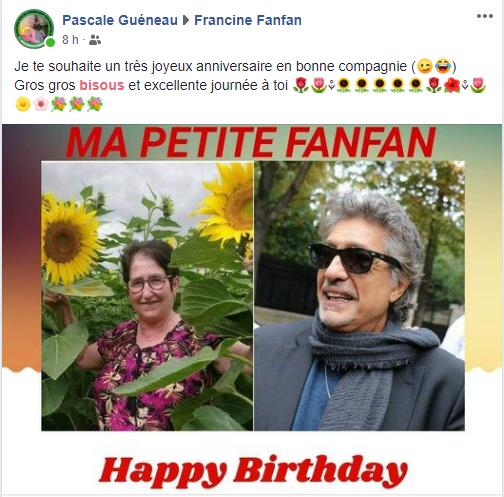 Merci à mon amie Pascale