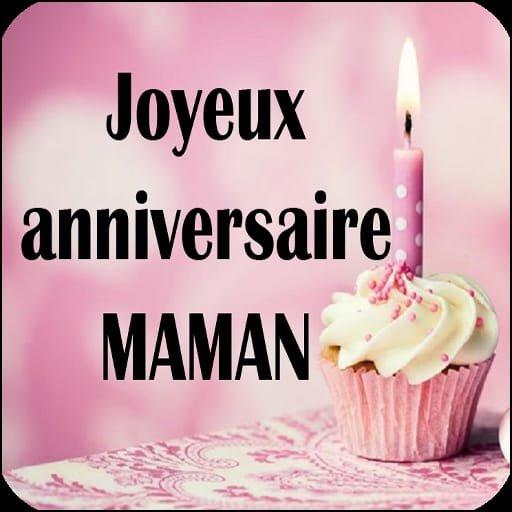 Merci à katia ma fille ,Joyeux anniversaire maman. Je t'aime ❤🎂🥂