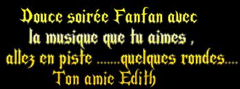 Merci Edith (blog fleurine )