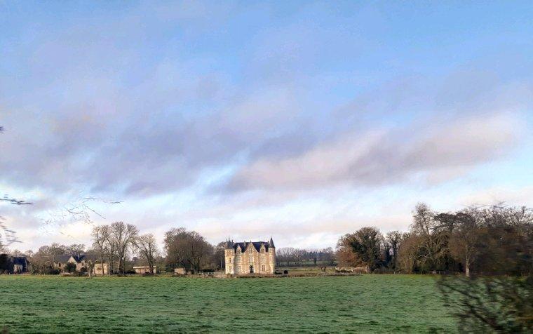 Photos d 'aujourd'hui ,jolis châteaux