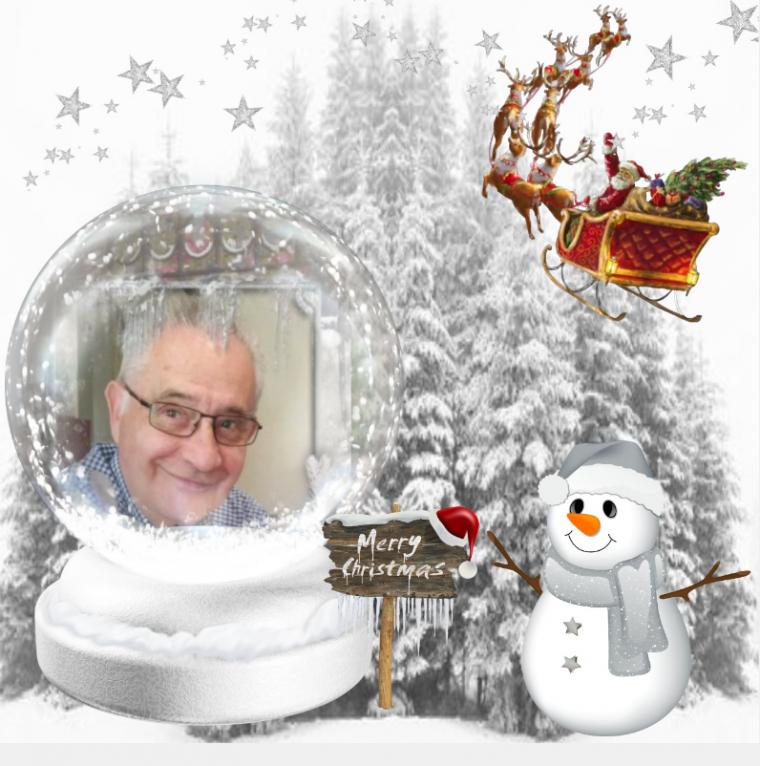 Merci Jacques mon ami pour ton magnifique cadeau pour Noël , reçois le mien en retour