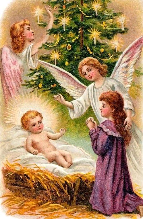 Bonne soirée  de Noel à vous tous