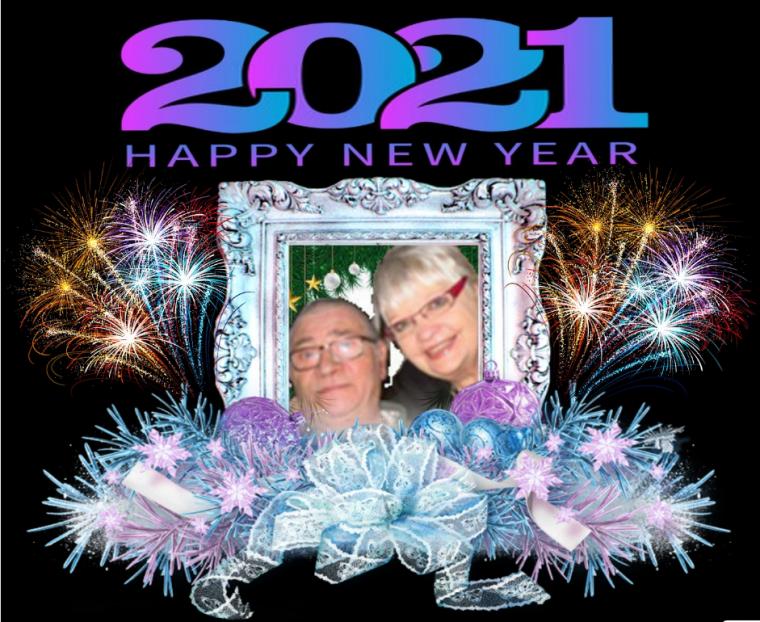 Merci Josy pour ton cadeau le mien en retour bonne année 2021