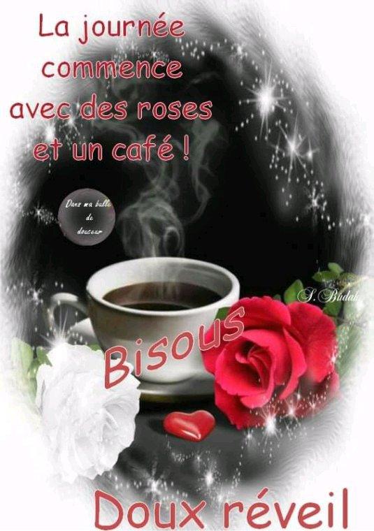 Bon mercredi bisous