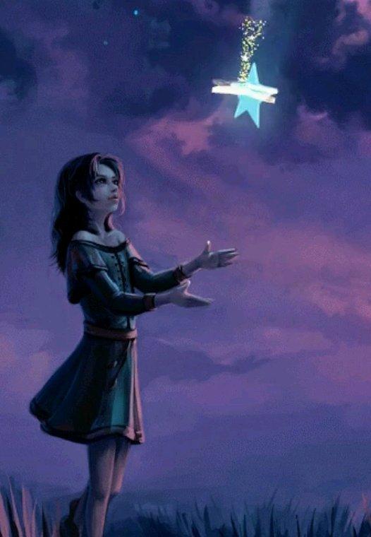 Bonne soirée   , rue des étoiles grégoire