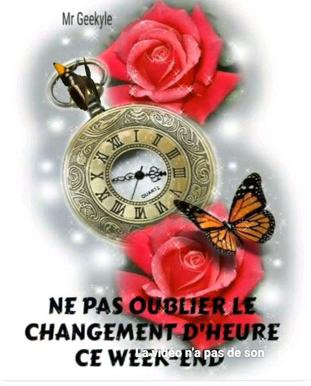 On change nos pendules