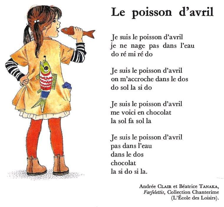 BON PREMIER AVRIL  MALGRÉ LE  CONFINEMENT