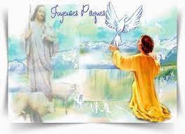 Bonne fête de pâques à vous mes amis (es)