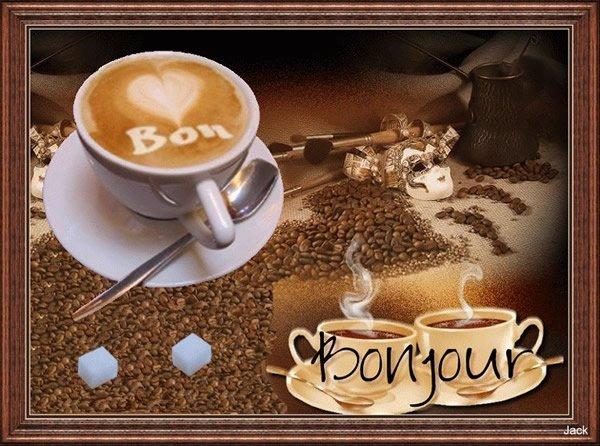 Bonjour bon dimanche à tous et toutes