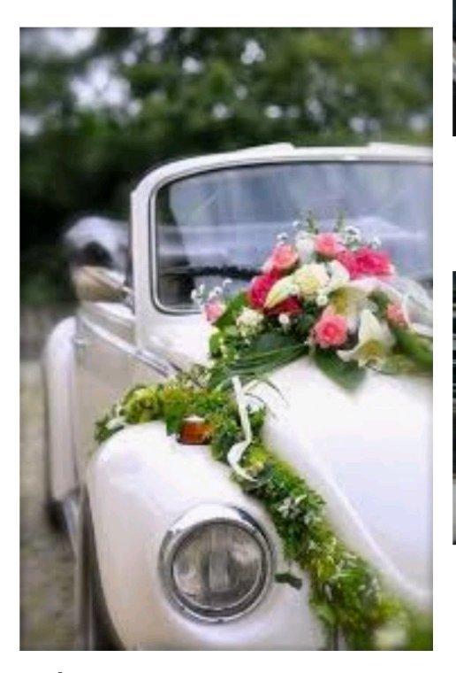 Heureux de mariage ma p 'tite Patou
