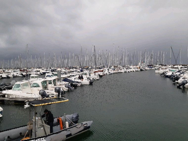 Port de Quiberon,