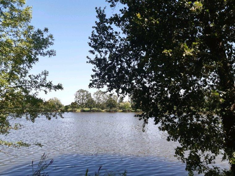 Le lac de la balastiére ,30 km de chez moi