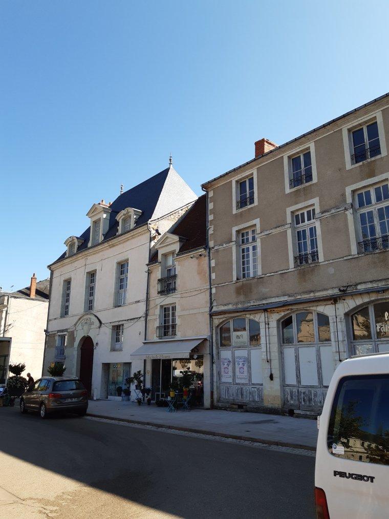 Ventre ville de Richelieu