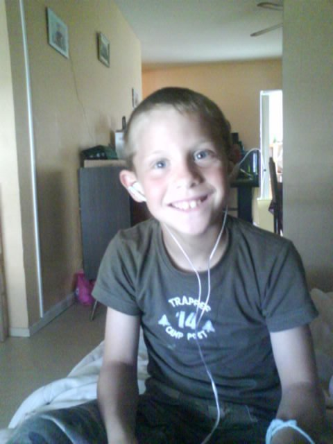 mon fils donovas ki va avoir 14ans