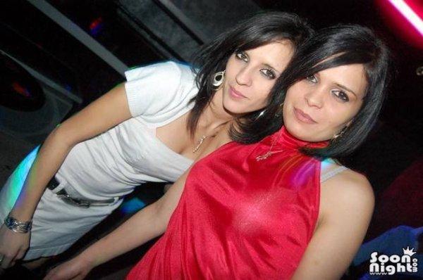 ma sister et moi <3