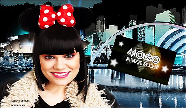 Jessie nominé au MOBO Awards , ainsi que Jessie en couverture de Status, du mois de Septembre.