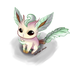 Leafeon-plush