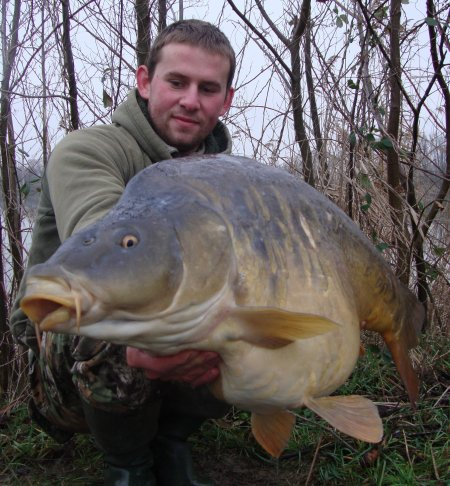 un beau fish de janvier