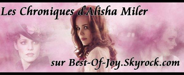 Les Chroniques D'Alisha Miler