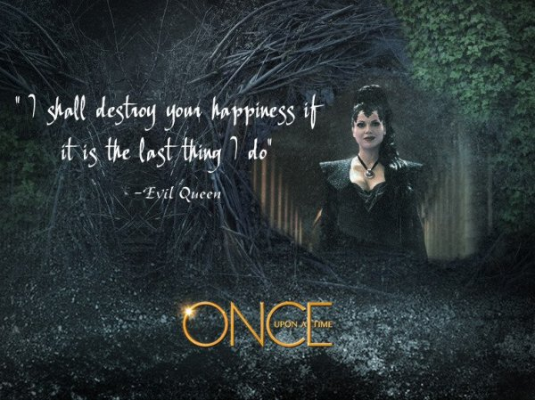Citations ONCE UPON A TIME