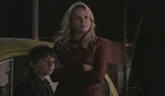 Emma Swan / Jennifer Morrison [Page Wki Once Upon A Time]