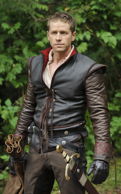 Prince James - Prince Charmant / Josh Dallas [Page Wiki Once Upon A Time]