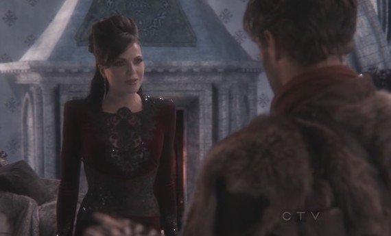 Reine Regina (La Méchante Reine) / Lana Parrilla [Page Wiki Once Upon A Time]