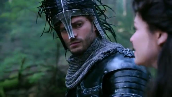 Le Chasseur / Jamie Dornan [Page Wiki Once Upon A Time]