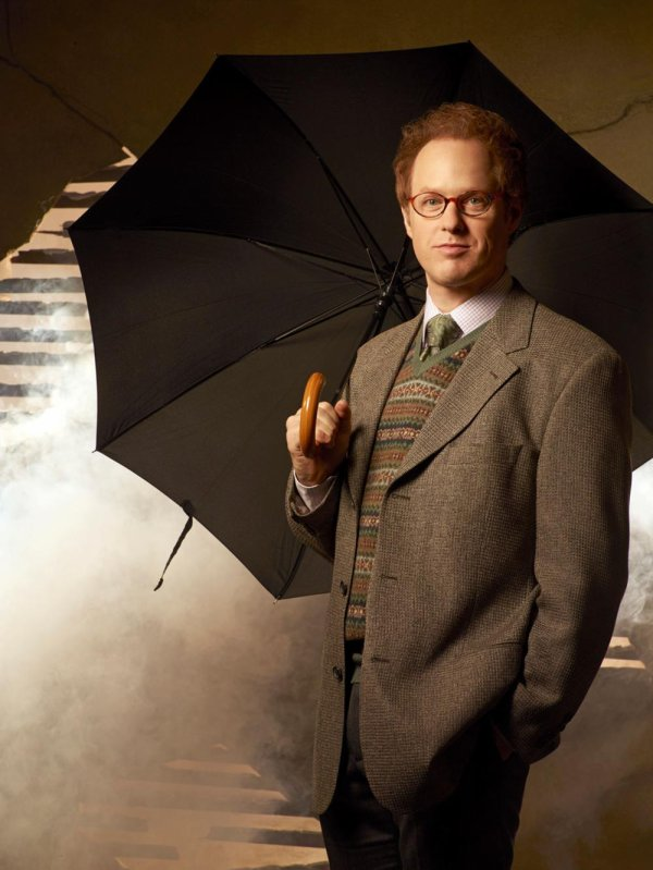 Archibald Hopper (Archie) / Raphael Sbarge [Page Wiki Once Upon A Time]